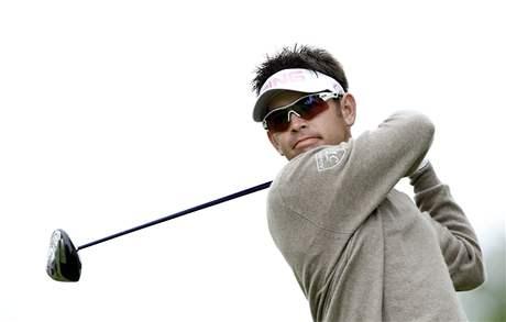 Louis Oosthuizen, druhé kolo Scandinavian Masters 2010.