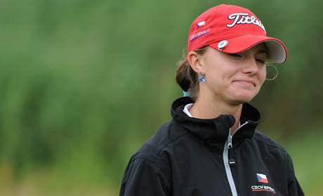Klára Spilková, finálové kolo mistrovství Evropy žen 2010, Kunětická Hora.
