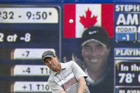 Stephen Ames, Canadian Open, 2. kolo