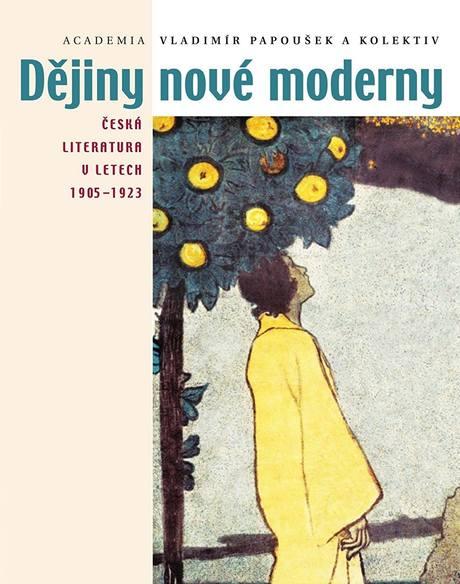 Obal knihy Dějiny nové moderny