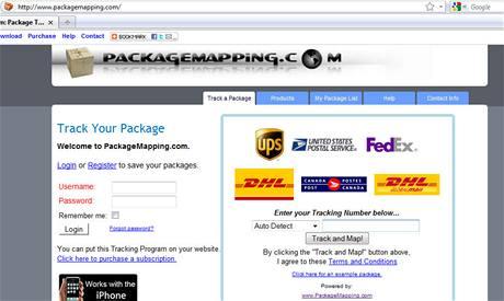 Packagemapping.com