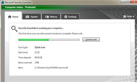 Microsoft Security Essential