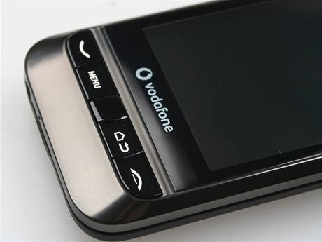 Recenze Vodafone 845 detail