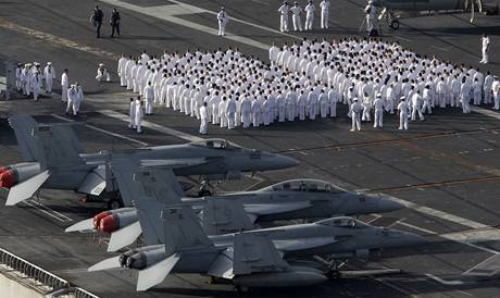 Vojenské manévry USA s Jižní Koreou