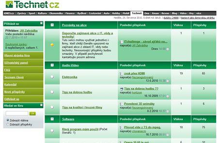 Fórum Technet.cz