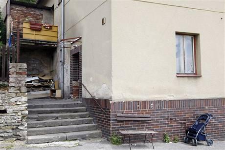Dům, ve kterém bydlí rodina Korova (29. července 2010)