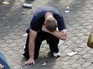 Na Loveparade 2010 v Duisburgu zahynulo několik lidí poté, co v davu vypukla panika