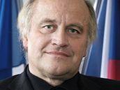Vládní zmocněnec pro lidská práva Michael Kocáb.