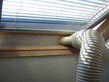 Příslušenství k mobilní klimatizaci
