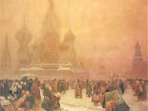 Slovanská epopej: Zrušení nevolnictví na Rusi (1861)