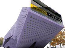 Vizualizace: Centrum současného umění a designu