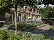 Zahrada kláštera