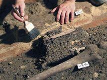 Archeolog na Velké Moravě
