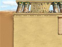 Písky Egypta
