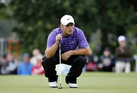 Francesco Molinari, Irish Open, 2. kolo