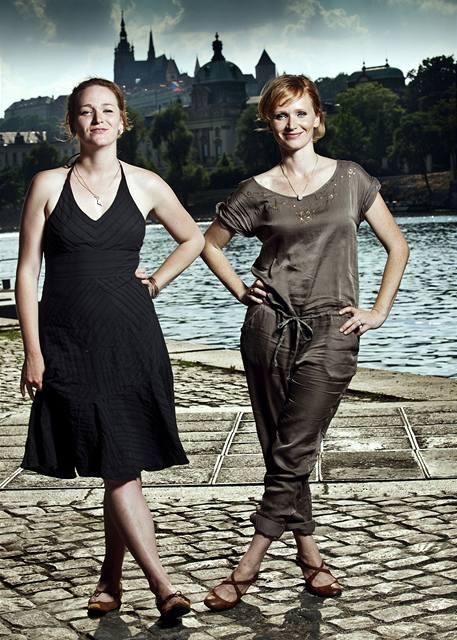 Lela a Aňa Geislerovy
