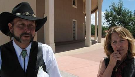 Potomci šerifa Pata Garretta