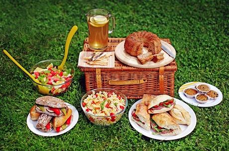 Jak připravit správný piknik?