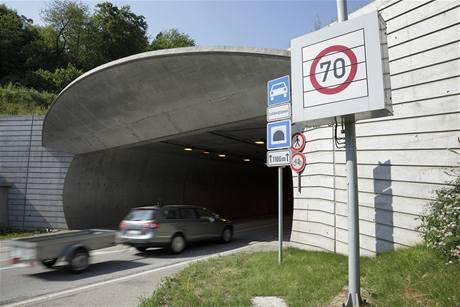 Test tunelů: Lohberg (Německo)