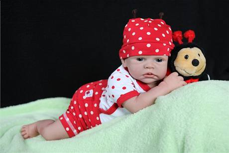 Umělé miminko - beruška