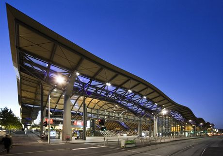 Southern Cross Station, Melbourne, Austrlie