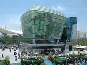 3 - Všeobecná světová výstava EXPO 2010