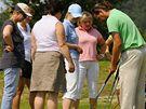 Golfové turnaje jen pro ženy.