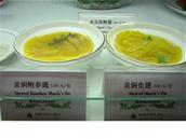 Čínská polévka ze žraločích ploutví