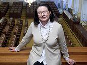 Předsedkyně Sněmovny Miroslava Němcová