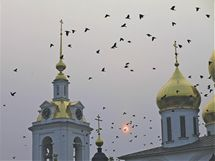 Na Moskvu dolehla duchna smogu z požárů