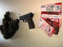 Kriminalicté z Vysočiny dopadli muže, který za čtyři roky vyloupil hned dvanáct bank ve třech krajích