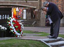 Japonské Nagasaki si připomíná 65. výročí jaderného útoku USA (9. srpna 2010)
