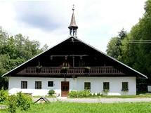 Dobrá na Šumavě, tyrolský dvorec