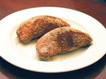 SMAŽENKY. Kdyby je neohřívali v mikrovlnce, mohl by to být lákavý dezert.