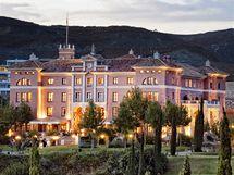 Hotel Villa Padierna ve španělské Marbelle.
