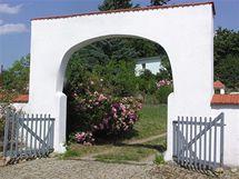 Vstupní brána by měla koncentrovat energii a nasměrovat ji do domu
