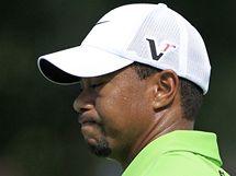 Tiger Woods, Bridgestone Invitational, 3. kolo