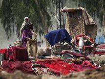Nejhorší záplavy za posledních 80 let si v Pákistánu vyžádaly stovky obětí