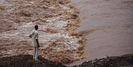 Záplavy v Indii (12. srpna 2010)