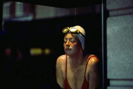 Ernst Haas: Plavkyně, rok 1981