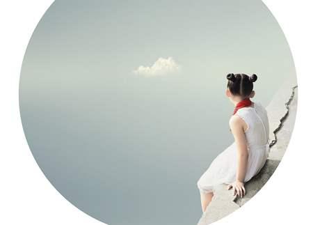 Liu Xiao Fang: Z cyklu Pamatuji si, 2008; z výstavy reGeneration