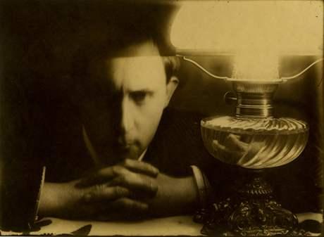 Stanislaw Ignacy Witkiewicz: Autoportrét, rok 1913