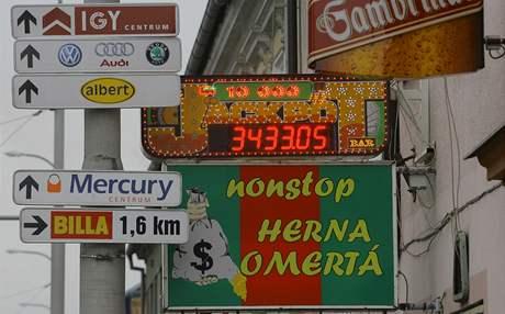 Kdo nehazarduje, není Čech; ilustrační foto