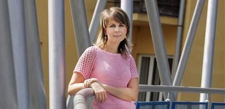 Předsedkyně Rady sdružení a ředitelka Anabell Jana Sladká Ševčíková.
