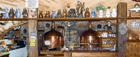 Valašský pivovar v Kozlovicích