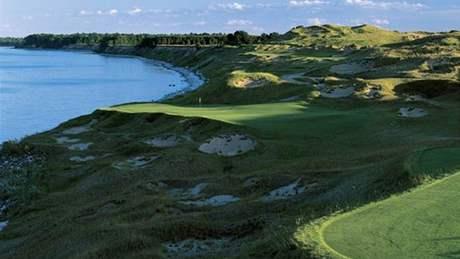 3. jamka Whistling Straits, dějiště PGA Championship 2010