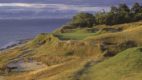 17. jamka Whistling Straits, dějiště PGA Championship 2010