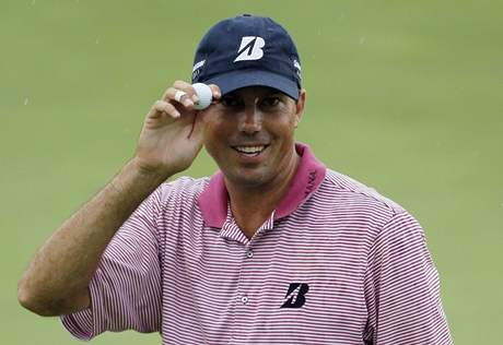 Matt Kuchar, PGA Championship, 2. kolo