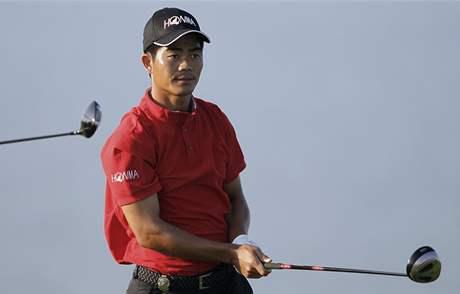 Wen-čchung Liang, PGA Championship, 3. kolo