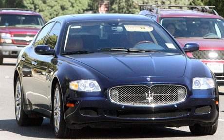 Mel Gibson ve svém autě hodinu před nehodou